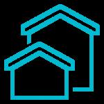 Housing - Blue